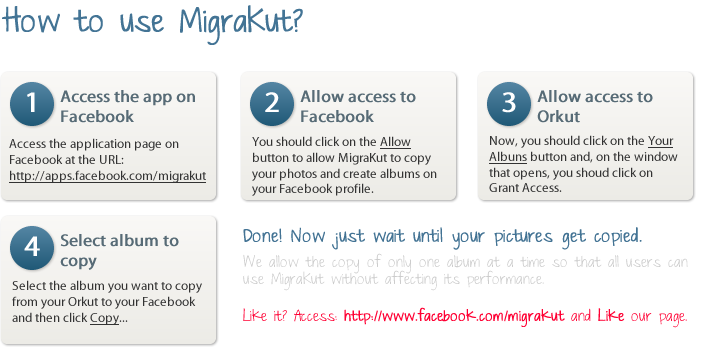 How to use MigraKut?